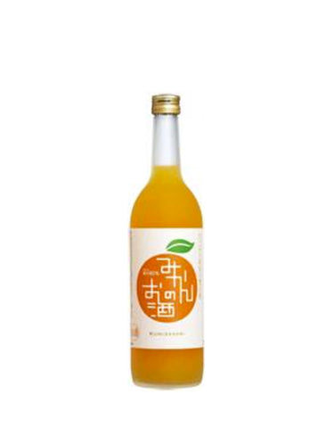 Kunizakari Orange Sake - 300 ml
