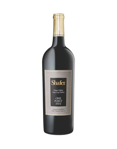 "Shafer Cabernet Sauvignon ""One Point Five"""