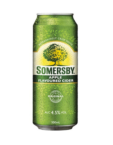 Somersby 473ml - 4 Cans