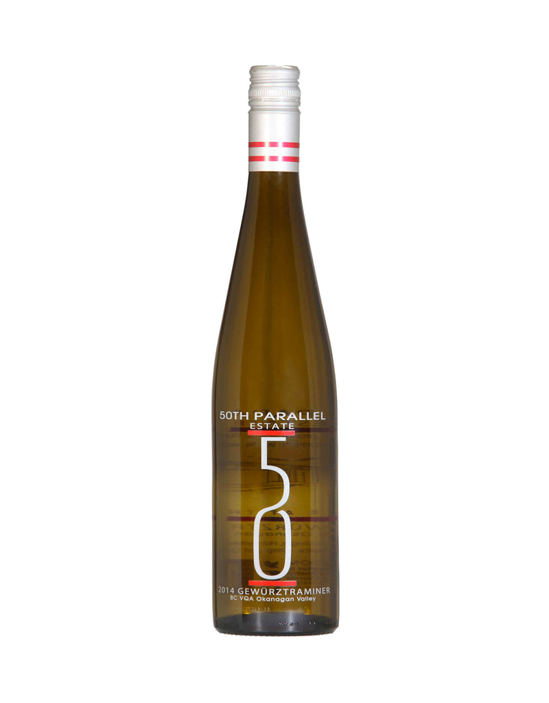 50th Parallel Gewurztraminer