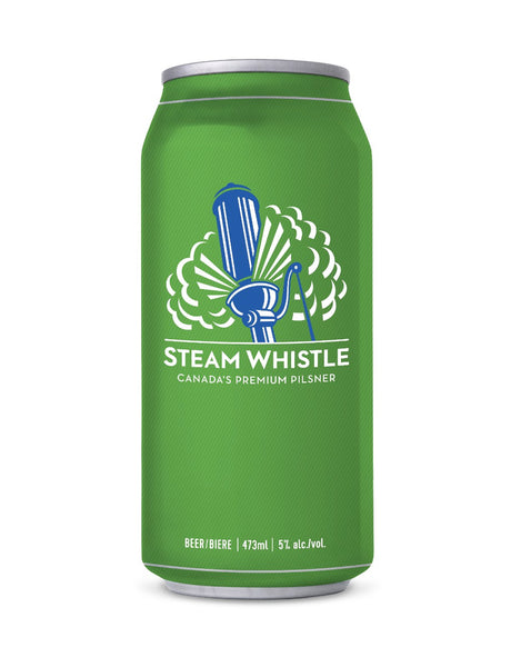 Steam Whistle Pilsner 473 ml - Single Cans