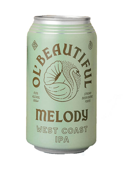 Ol' Beautiful Melody IPA 355 ml - 6 Cans