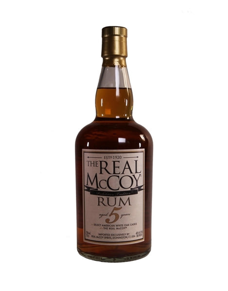 Real McCoy 5 Year Old Rum
