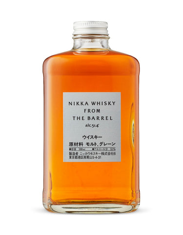 Japanese whisky Nikka From The Barrel in Calgary, Alberta, Canada