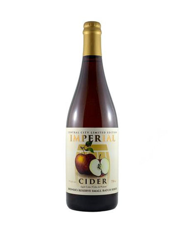 Central City Cider Imperial - 750 ml Btls