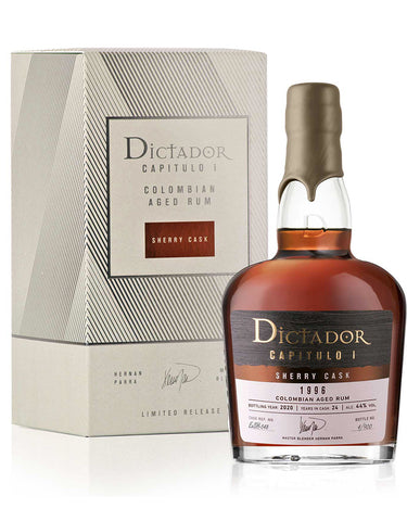 Dictador 'Capitulo Uno' Sherry 24 Years