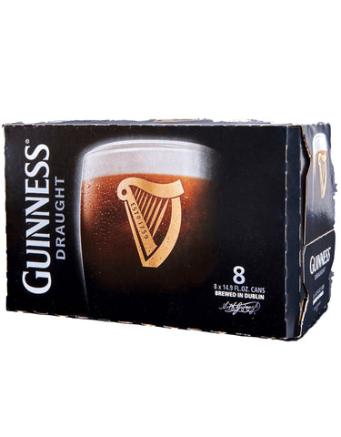 Guinness Draught 440 ml - 8 Cans
