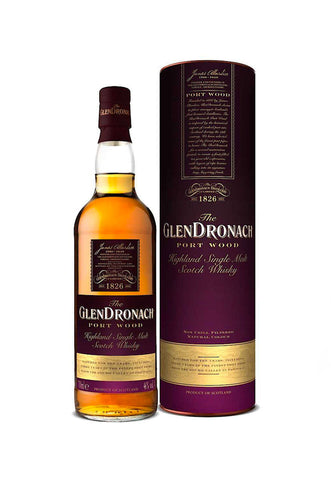 Glendronach 10 Year Old Portwood