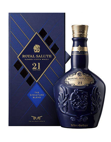 Whisky Chivas Royal Salute 21 Year Old in Calgary, Alberta,Canada