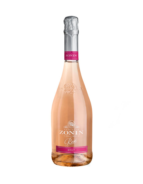 Zonin Prosecco Rose Brut (NV)