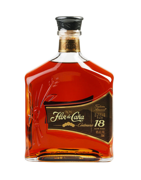 Flor De Cana Centenario Gold 18 Year Old