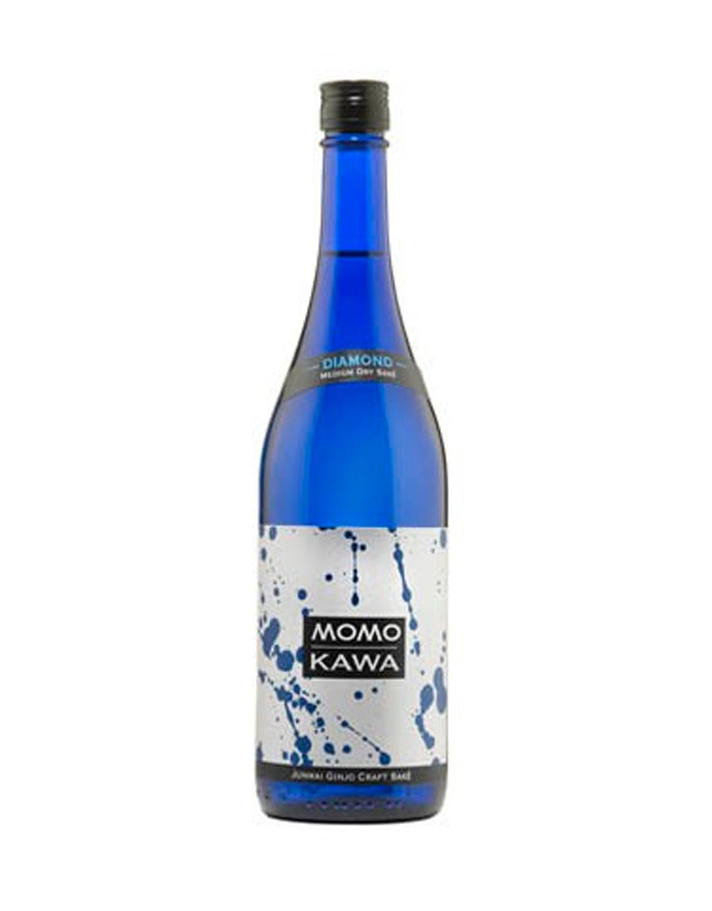 Momokawa 'Diamond' Junmai Ginjo Sake 750ml