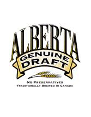 Alberta Genuine Draft - 59 Litre Keg