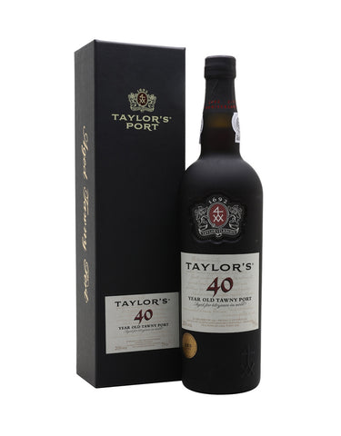 Taylor Fladgate 40 Year Old Tawny Port