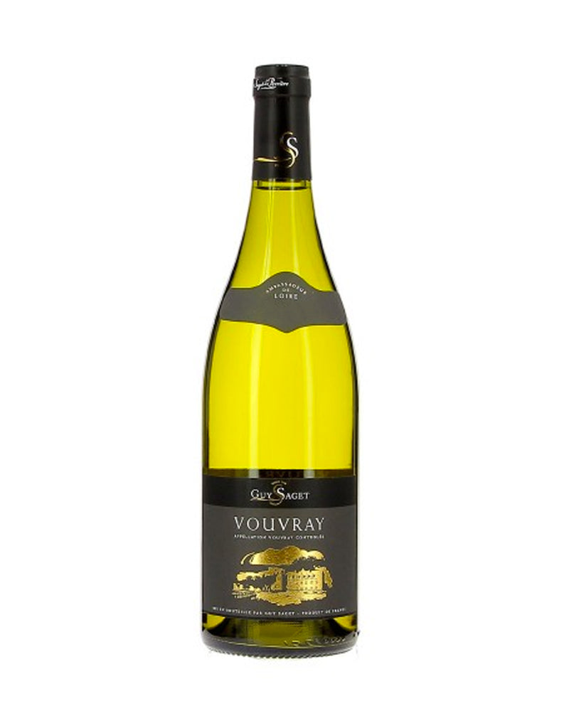 Guy Saget Vouvray