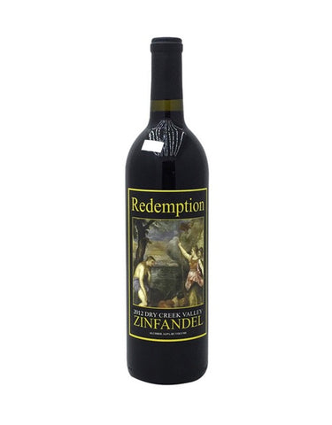 Alexander Valley Zinfandel Redemption