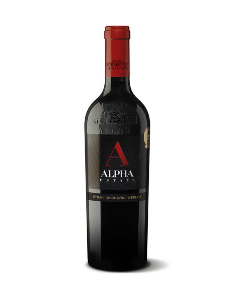 Alpha Estate Red 2014