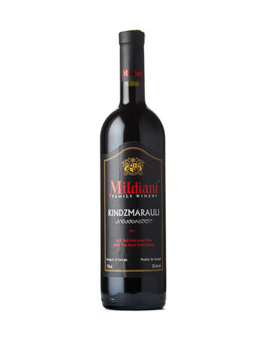 Mildani Kindzmarauli Red Semi-Sweet Wine