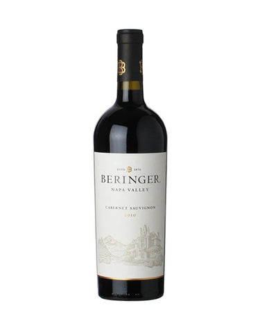 Beringer Cabernet Sauvignon Napa Valley Vineyards 2018