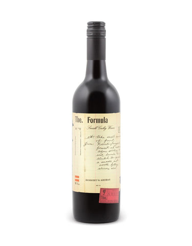 Small Gully Shiraz The Formula