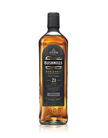 Bushmills 21 Year Old Rare
