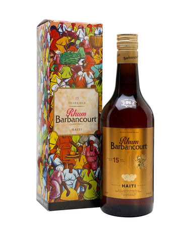 Barbancourt 15 Year Old Estate Reserve Rum