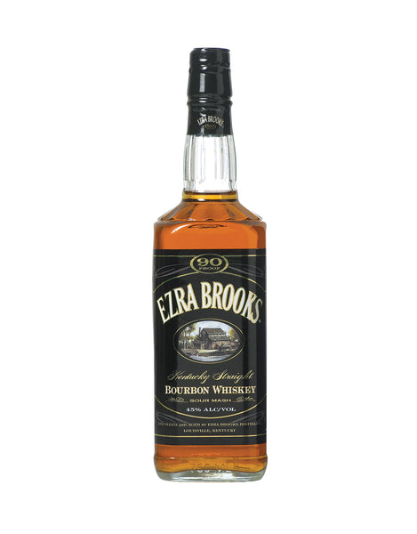 Ezra Brooks Bourbon