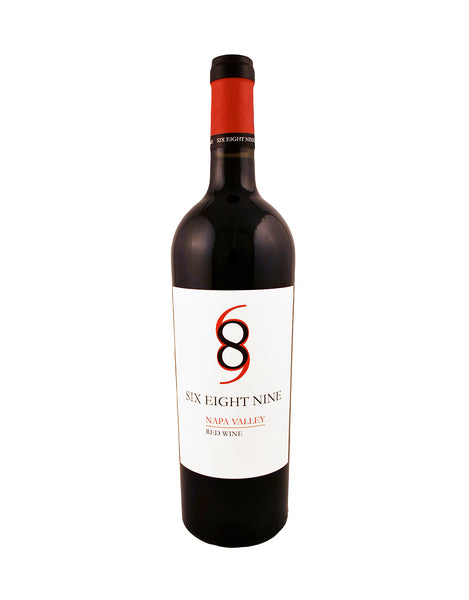 689 Red Blend