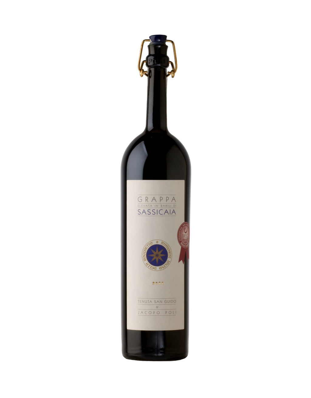 Sassicaia Grappa Barili - 500 ml