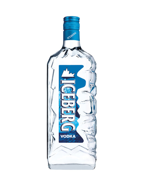 Iceberg Vodka - 1.14 Litre Bottle