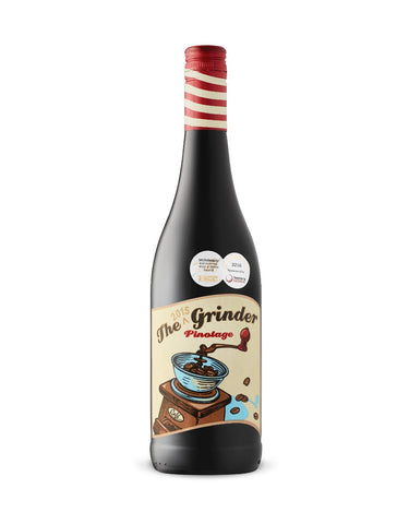 The Grinder Pinotage 2018