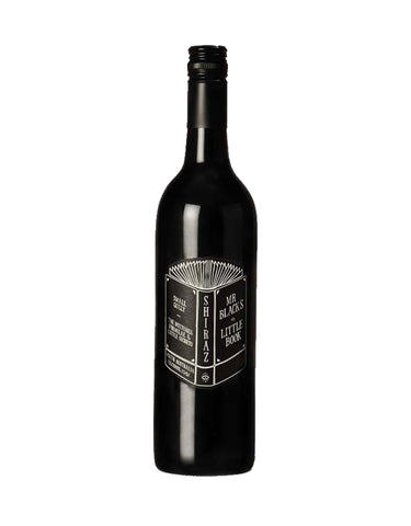 Small Gully Mr Black's Little Book Shiraz