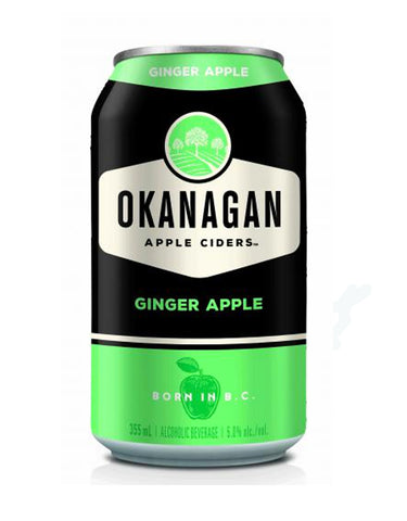Okanagan Cider Ginger Apple 6 Cans