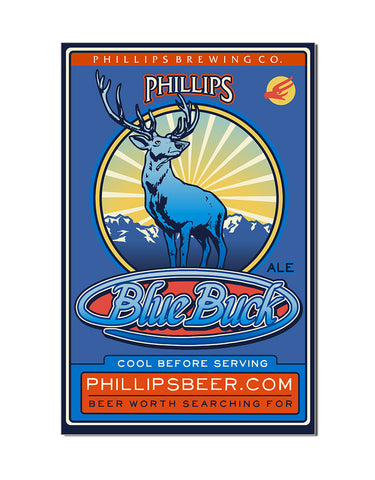 Phillips Blue Buck Ale - 6 Btls