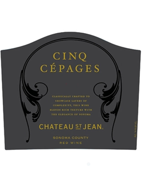 St Jean Cinq Cepages - 1.5 Litre Bottle