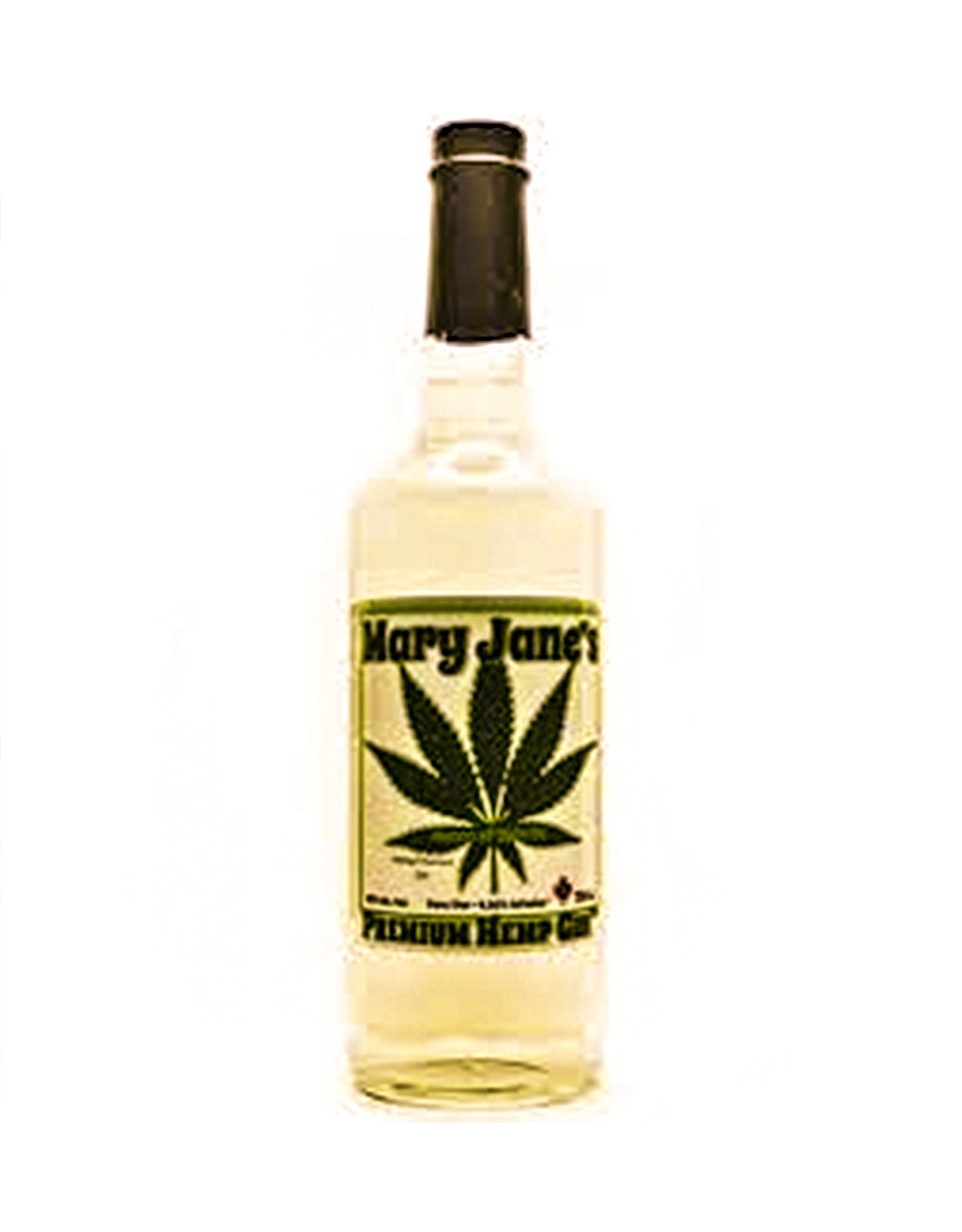 Mary Jane's Hemp Gin