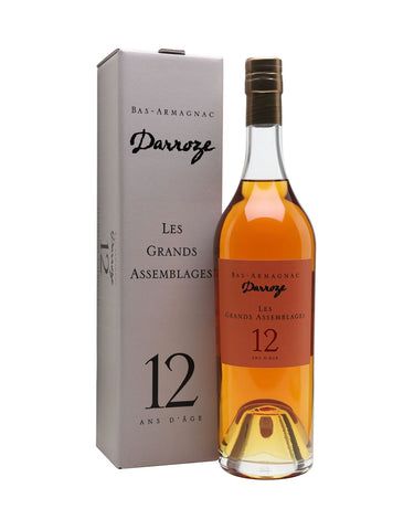 Darroze Les Grandes Assamblages 12 Year Old Armagnac
