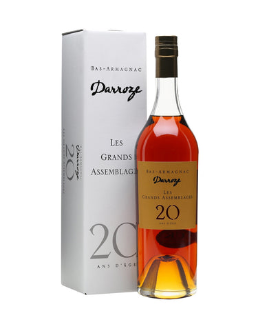 Darroze Les Grandes Assamblages 20 Year Old Armagnac