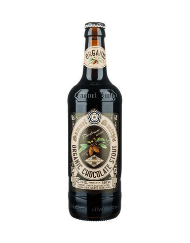 Samuel Smith Organic Chocolate Stout 550 ml Btls