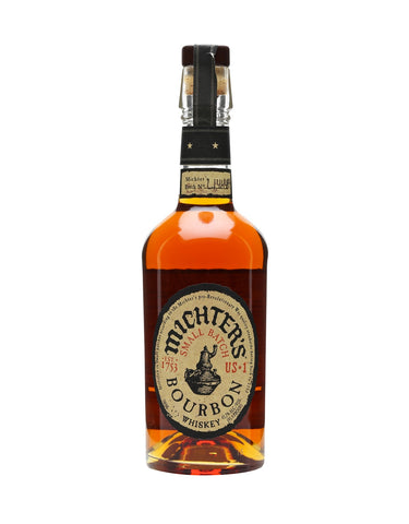 American Whiskey Michter's Small Batch Bourbon in Calgary, Alberta, Canada