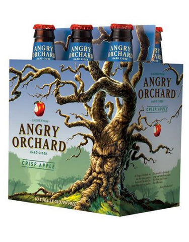 Angry Orchard Apple Cider - 6 Btls