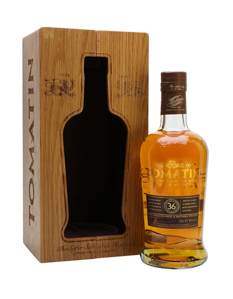 Tomatin 36 Year Old