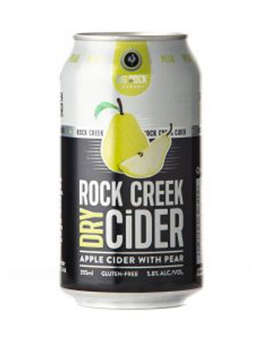 Rock Creek Pear - 6 Cans
