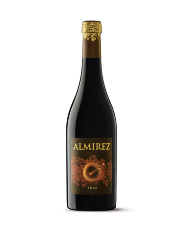 Almirez Toro Red