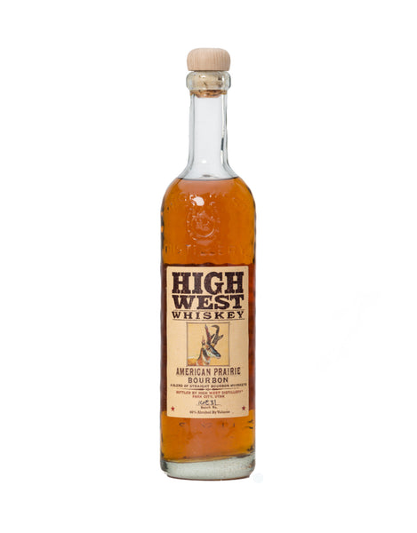 High West American Prairie Straight Bourbon Whiskey