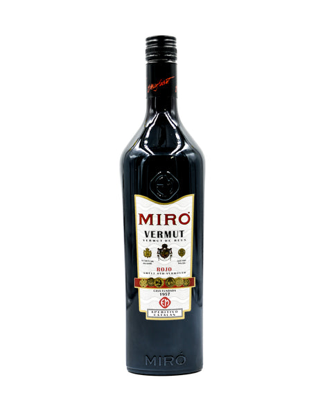 Miro Red Vermouth - 1 L