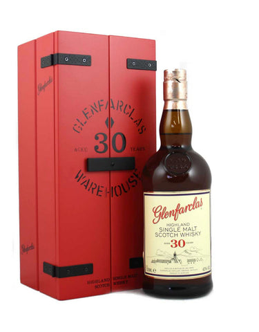 Single Malt Whiskey Glenfarclas 30 Year Old In Calgary, Alberta, Canada