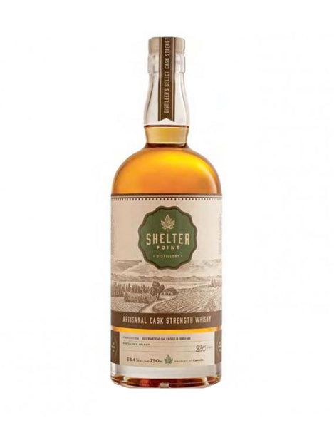 Shelter Point Cask Strength