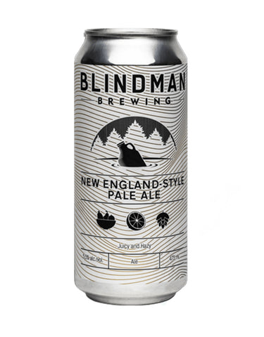 Blindman New England Style Pale Ale 473 ml - 4 Cans