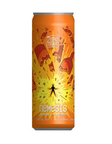 Zero Issue Nemesis IPA 473 ml - 4 Cans